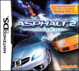 Asphalt 2: Urban GT (Nintendo DS)
